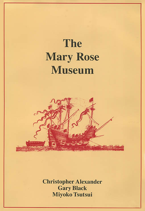 The Mary Rose Museum book cover