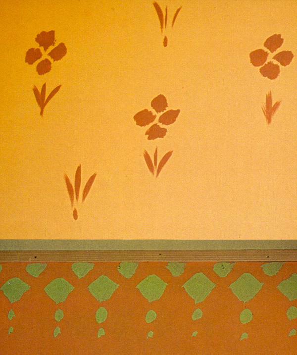 Ornamentation from the Linz cafe