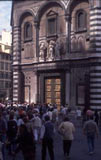 Exterior of the Baptistery, Florence