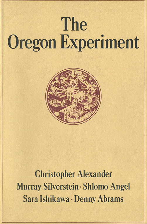 The Oregon Experiment book cover