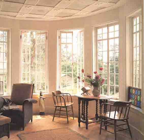 Examples of Windows -- Upham house