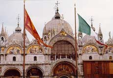 St Mark's cathedral, Venice